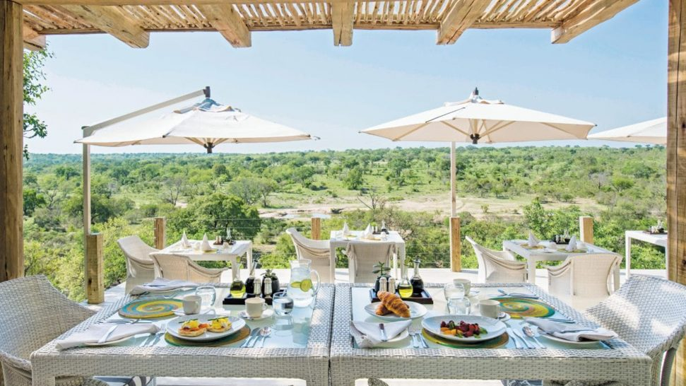 Leopard Hills Dining Room