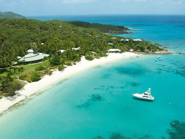 Lizard Island Australia Overview