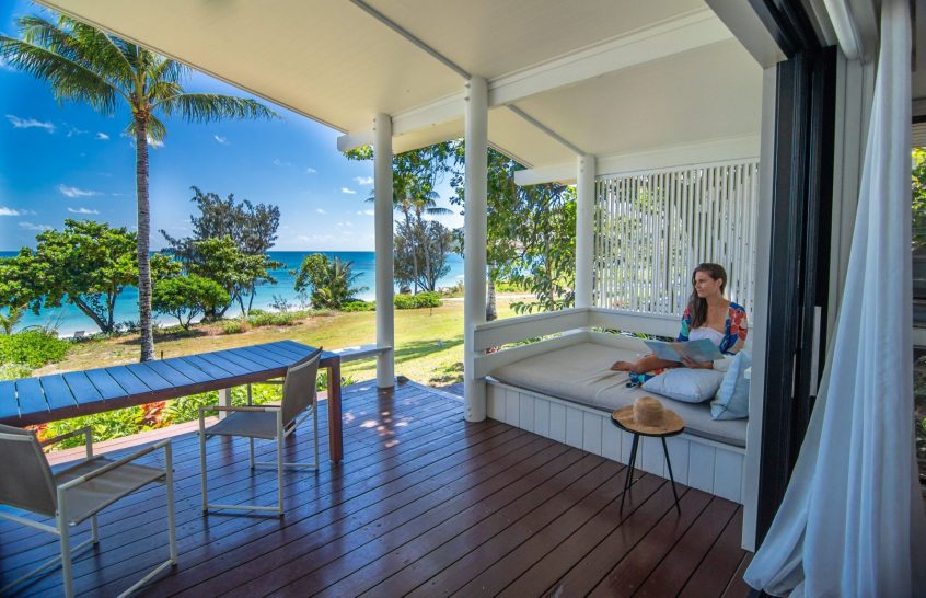 Lizard Island Resort Beachfront Suites