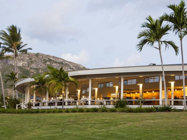 Lizard Island Resort Exterior