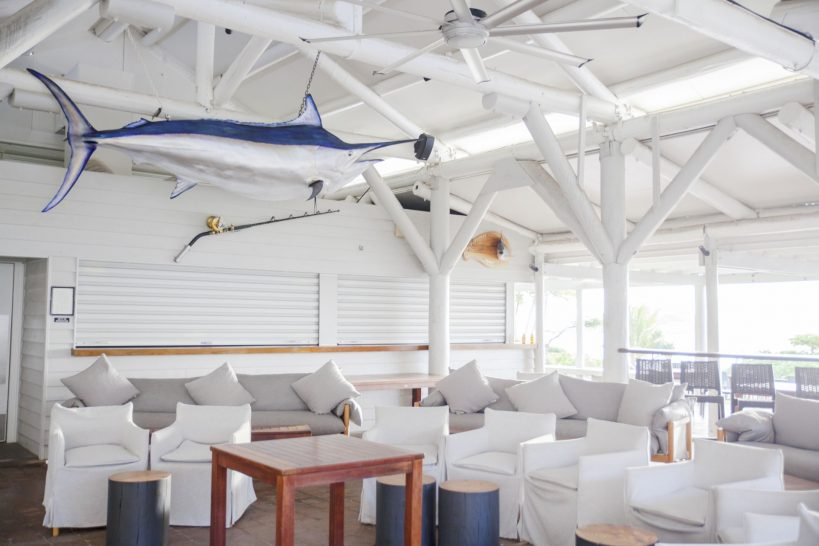 Lizard Island Resort Marlin Bar