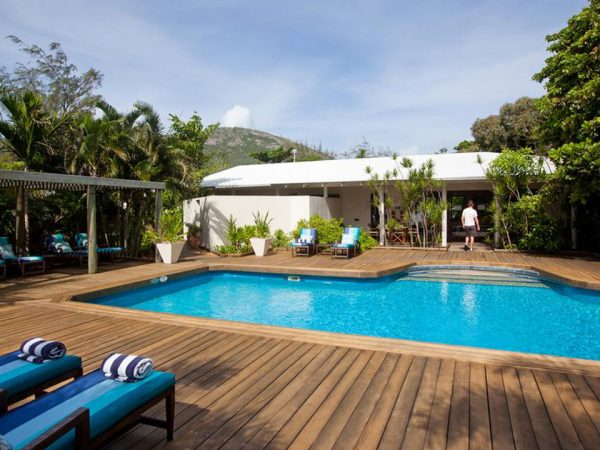 Lizard Island Resort Outdoor Pool