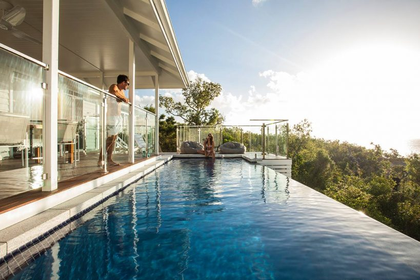 Lizard Island Resort The Villa Pool