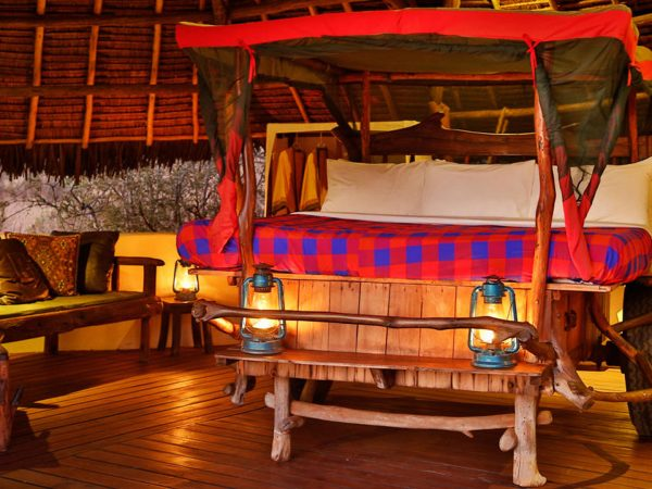 Loisaba Star Beds Double Star Bed Rooms