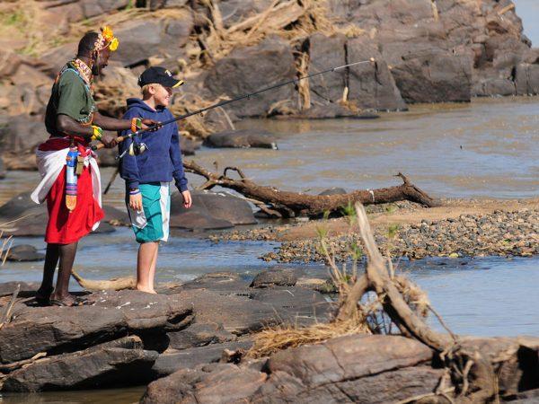 Loisaba Star Beds Fishing