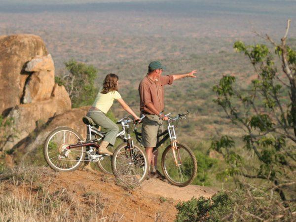 Loisaba Star Beds Mountain Biking