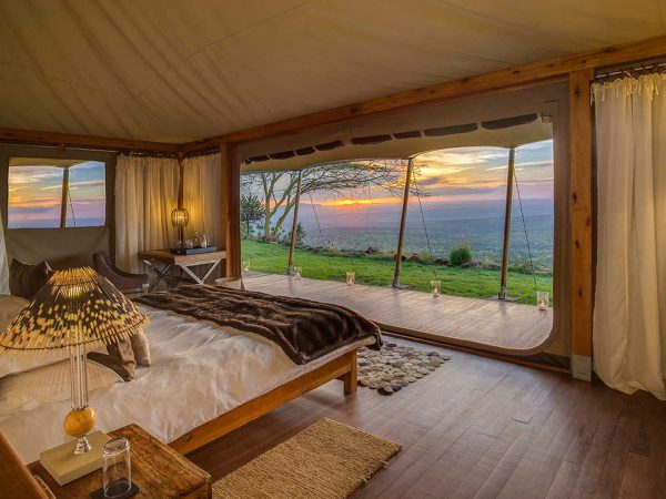 Loisaba Tented Camp Family Combinations