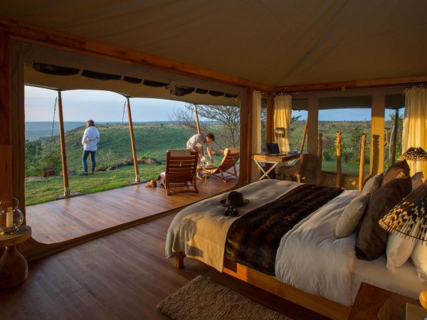 Loisaba Tented Camp Interior