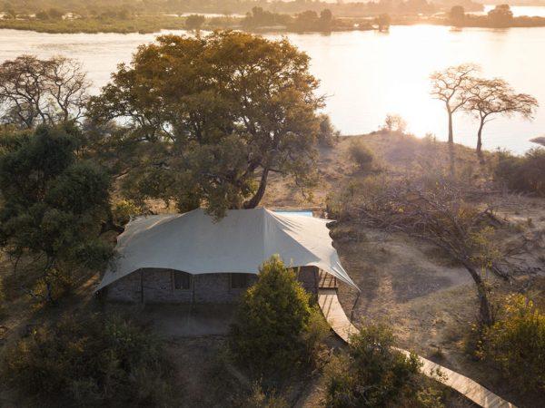 Mpala Jena Camp Exterior