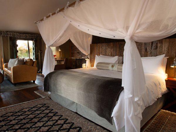Mpala Jena Camp Guest Tent View