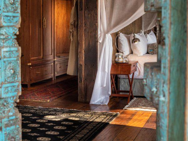 Mpala Jena Camp Suite Entrance