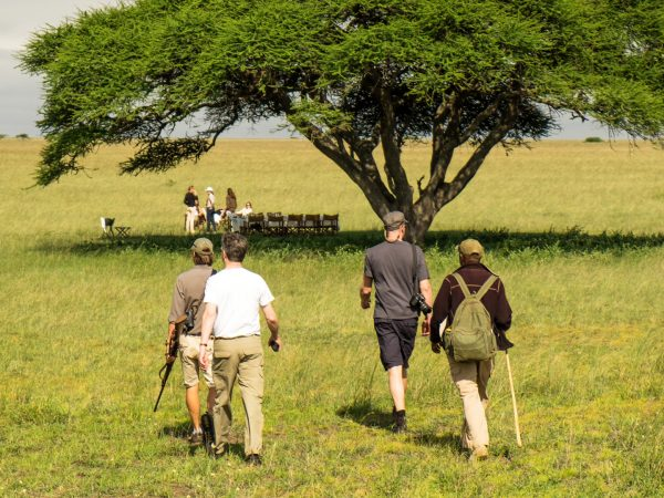 Ol Donyo Lodge Guided Walks Hiking
