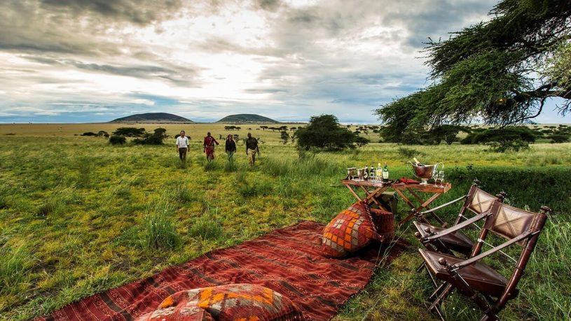 Ol Donyo Lodge Kenya Sundowners