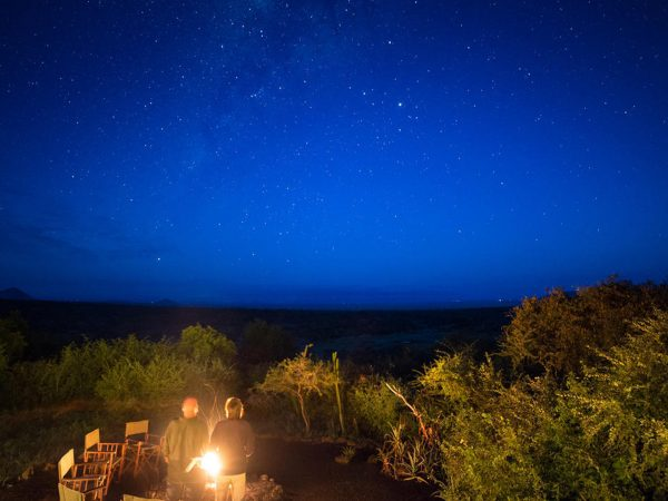 Ol Donyo Lodge Stars over