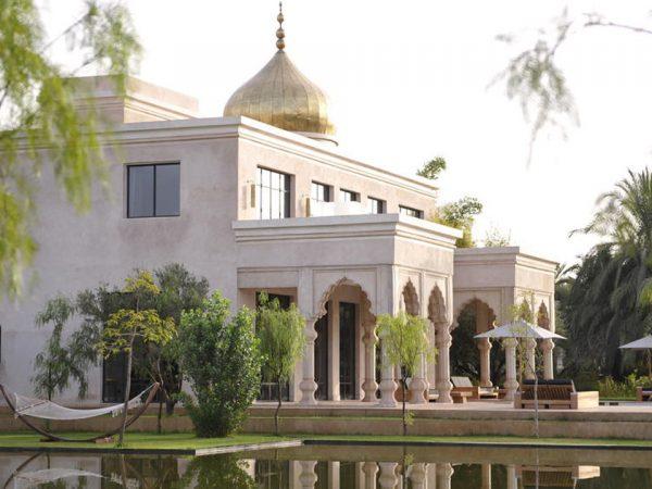 Palais Namaskar Exterior View