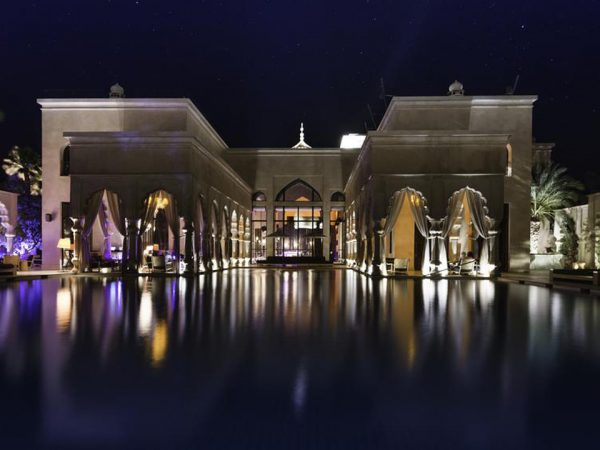 Palais Namaskar Lobby Night