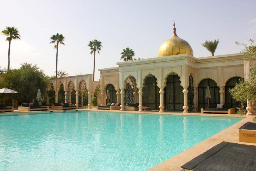 Palais Namaskar Pool