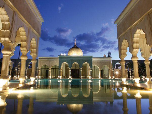 Palais Namaskar hotel View