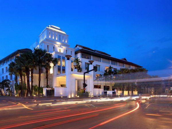 Park Hyatt Siem Reap Exterior