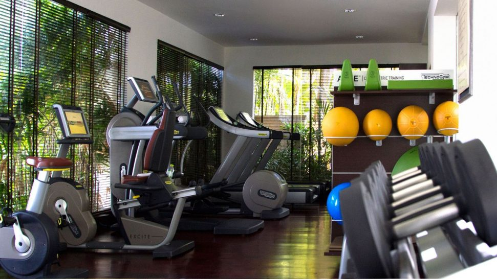 Park Hyatt Siem Reap Gym