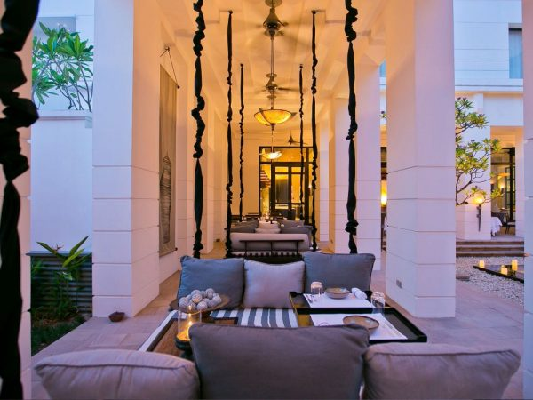 Park Hyatt Siem Reap Lobby View