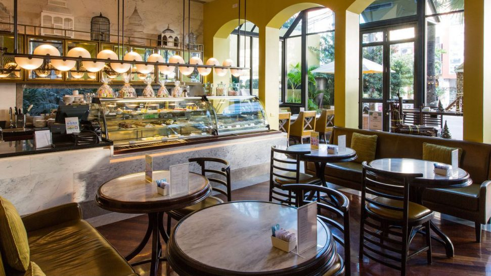Park Hyatt Siem Reap The Glasshouse Deli Patisserie