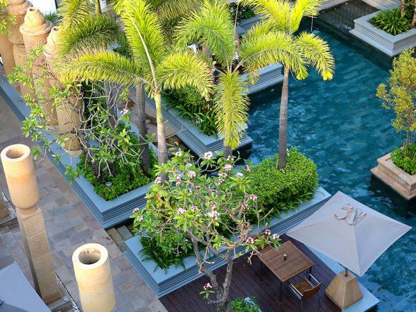 Park Hyatt Siem Reap Top View