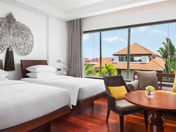 Park Hyatt Siem Reap Two Twin Beds With Garden View