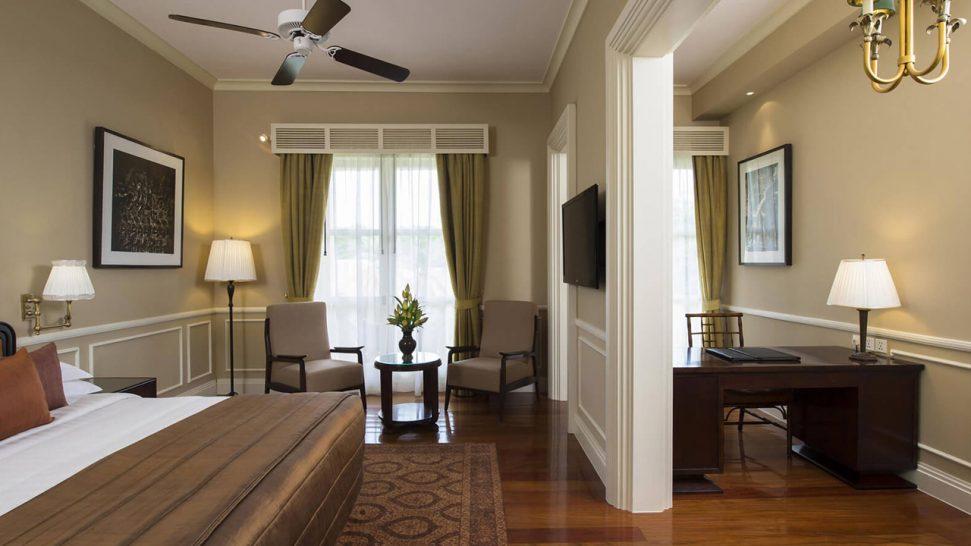 Raffles Grand Hotel d'Angkor Siem Reap Colonial Suites