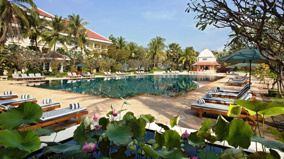 Raffles Grand Hôtel d'Angkor