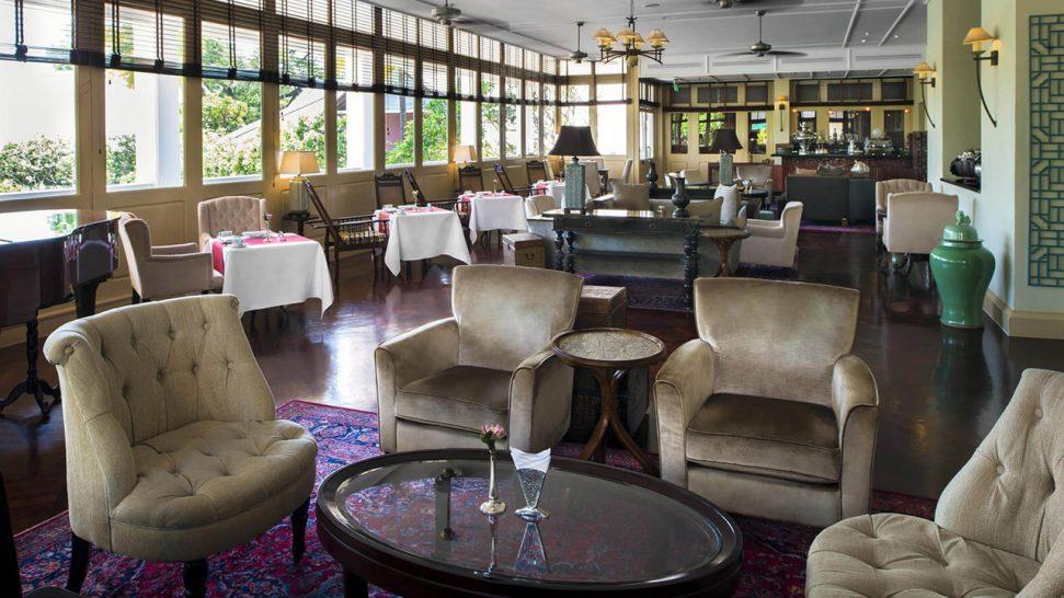 Raffles Grand Hotel d'Angkor Siem Reap The Conservatory