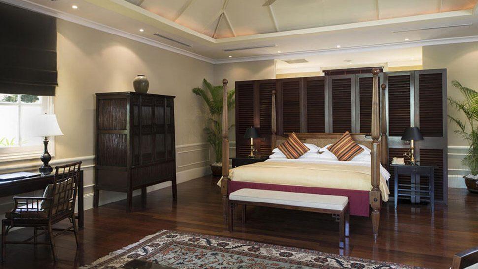 Raffles Grand Hotel d'Angkor Siem Reap Two Bedroom Villa