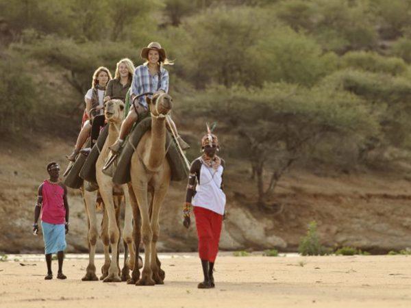 Sasaab Samburu Camel Rides