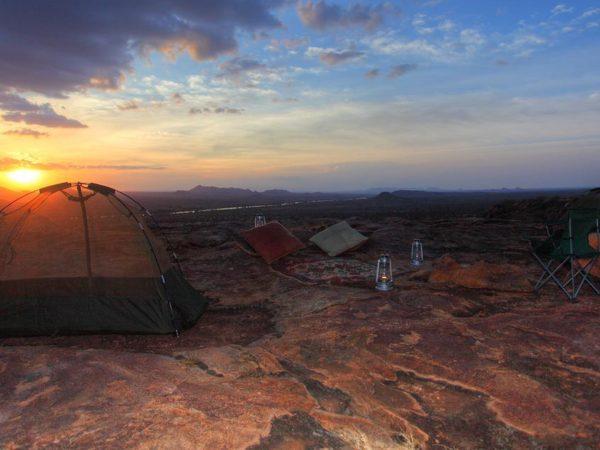 Sasaab Samburu Fly Camping