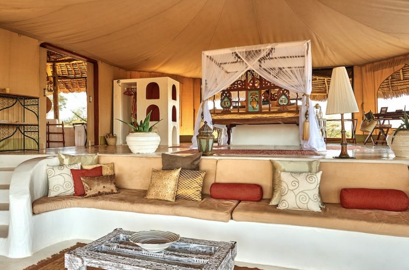 Sasaab Samburu Luxury Suite