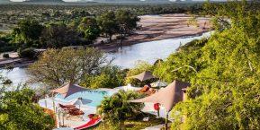 Sasaab Camp, Samburu Reserve