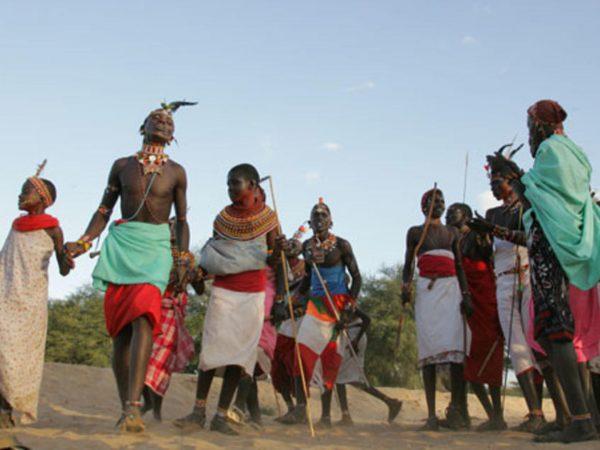 Sasaab Samburu Samburu Dance