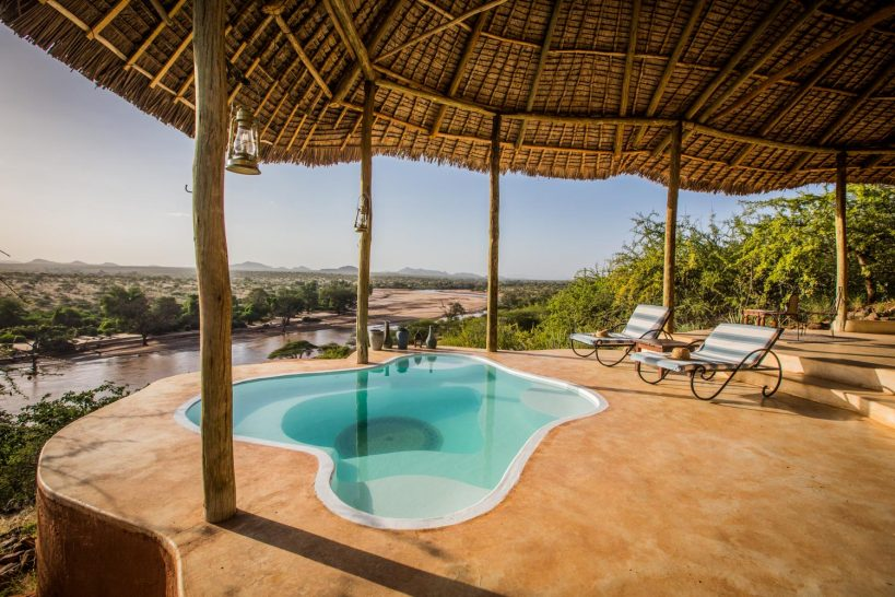 Sasaab Samburu Suite Pool