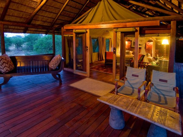 Selinda Camp Luxury Safari Tents
