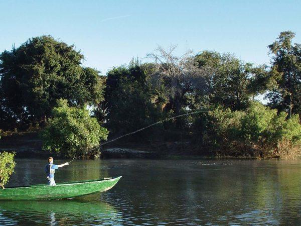 Sindabezi Island Fishing