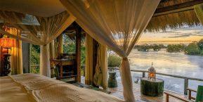 Sindabezi Island Camp, Victoria Falls