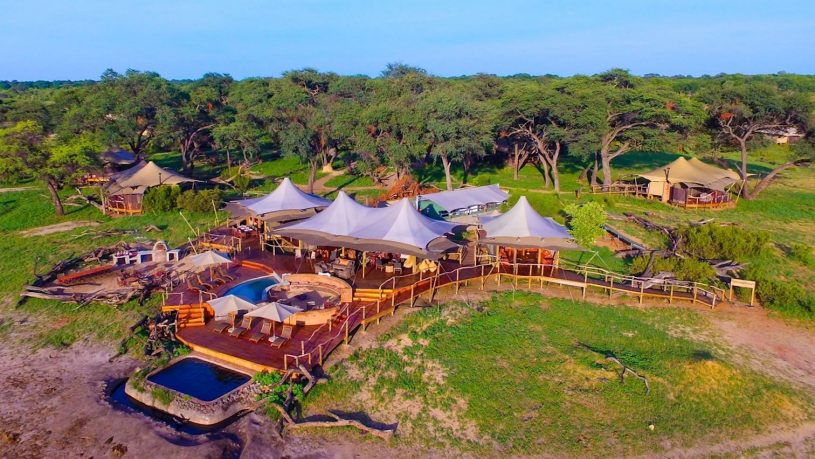 Somalisa Camp Hwange National Park