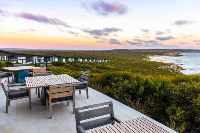 Southern Ocean Lodge Dining