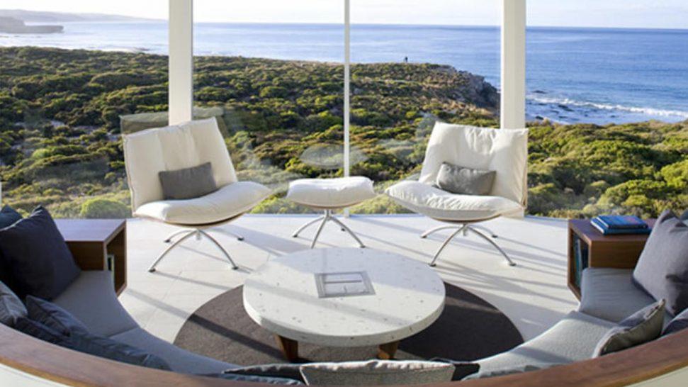 Southern Ocean Lodge Osprey Pavilion