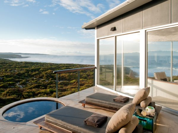 Southern Ocean Lodge Pool