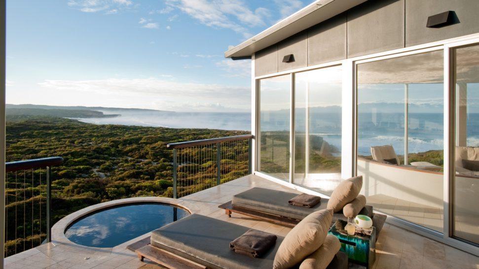 Southern Ocean Lodge Pool