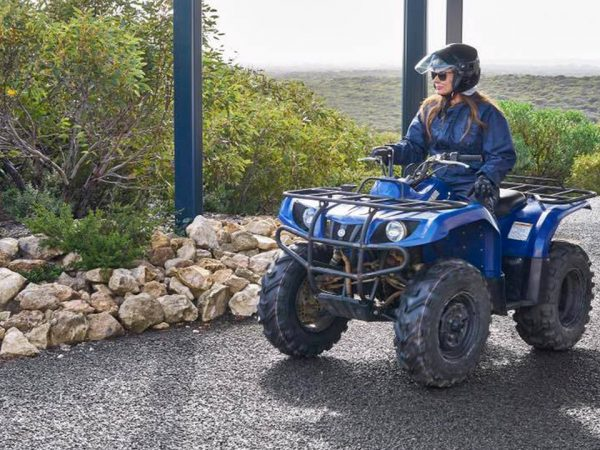 Southern Ocean Lodge Quad Bike Safari
