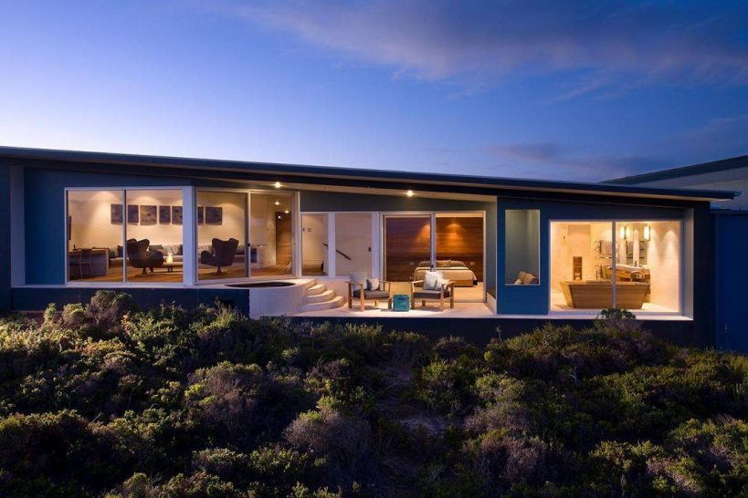 Southern Ocean Lodge Remarkable Suite