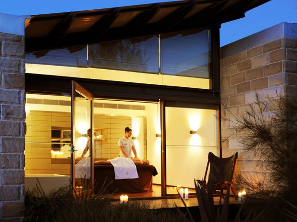 Southern Ocean Lodge Spa