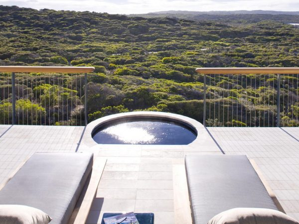 Southern Ocean Lodge Terrace